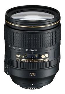 Lente Nikon 24-120mm F/4g Vr
