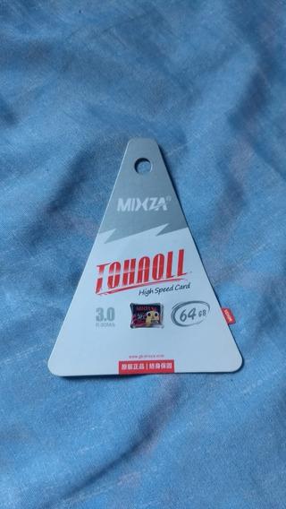 Mixza Tohaoll Micro Sd 64gb 80mb/s Classe 10