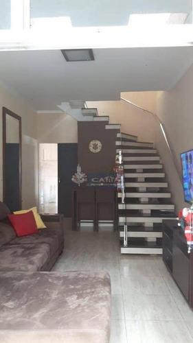 Imagem 1 de 29 de Sobrado À Venda, 150 M² Por R$ 750.000,00 - Vila Matilde - São Paulo/sp - So14914
