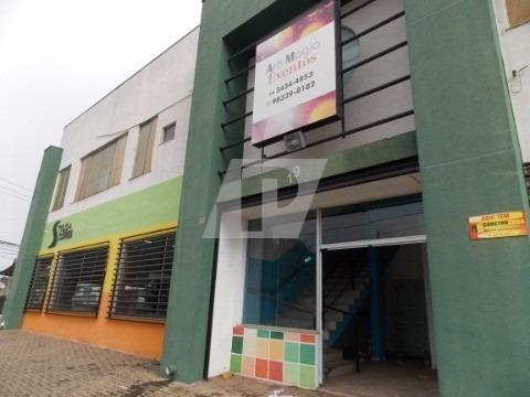 Salão Para Locação - Bairro Dois Córregos - Sl00099 - 34210813