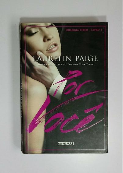 Livros Trilogia Fixed- De Laurelin Paige - 2 Volumes