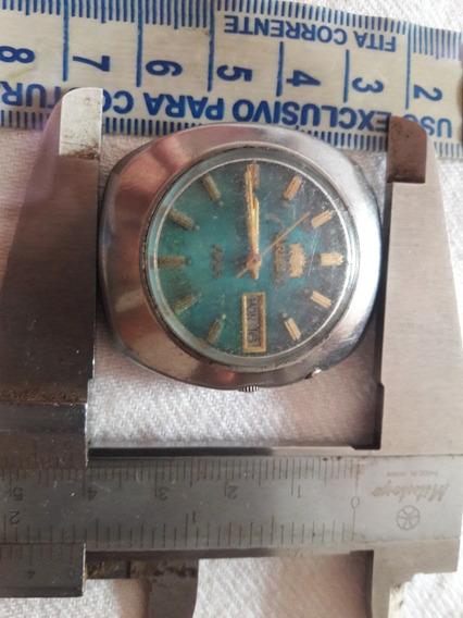 Relógio Antigo Orient Automatic Au469782-6b Leia Descrição