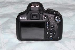 Canon T5 Carregador + 2 Baterias - Faço 800,00 De 1x Cartão
