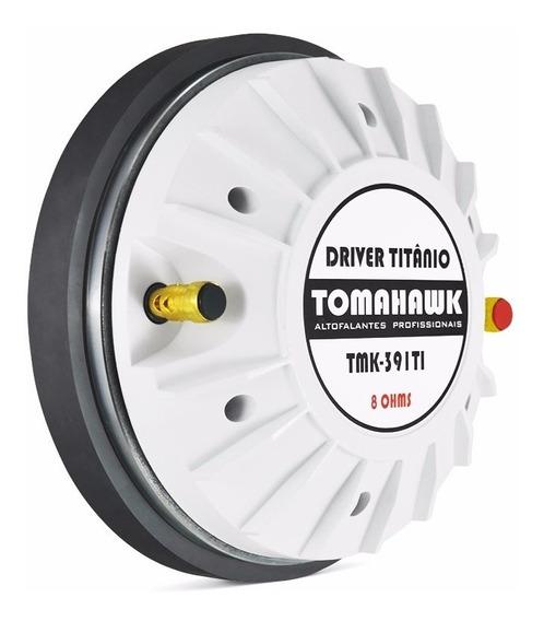 Driver Tomahawk Titânio Tmk 391ti Muito Forte, Veja O Video!