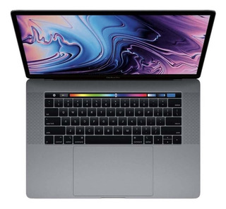 Nueva Macbook Pro 15 Core I7 256gb 16gb Touch Bar 2019 Mv902