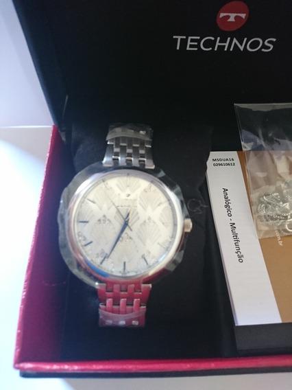Relógio Feminino Dumont 3atm