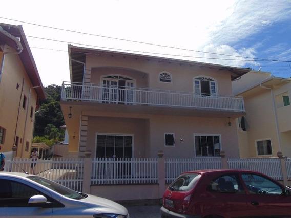 Casa 6 Dormitórios (sendo Duas Suítes) À Venda, Centro - Alfredo Wagner. - Ca1233