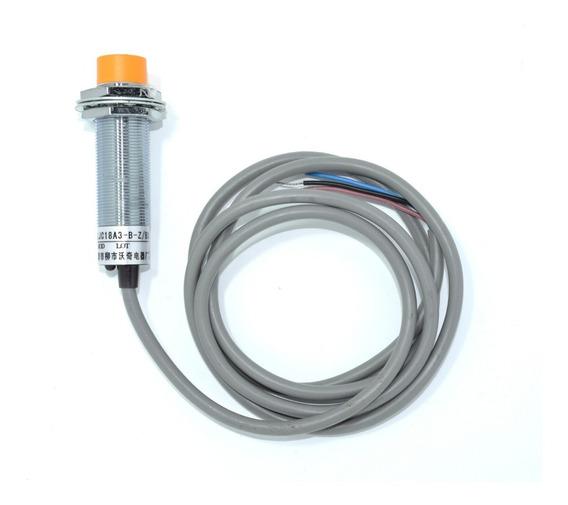 Sensor Capacitivo Proximidade Ljc18a3-b-z/bx Npn Distancia