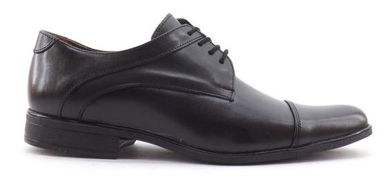 Zapatos Hombre Darmaz Cordon Vestir Cuero Liquidacion 1551