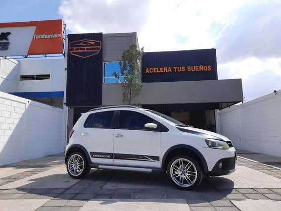 Volkswagen Crossfox 2011 1.6 L 4cil Hatchback