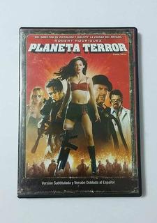Planeta Terror (dvd)