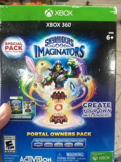 Skylanders Imaginators Xbox 360 ***