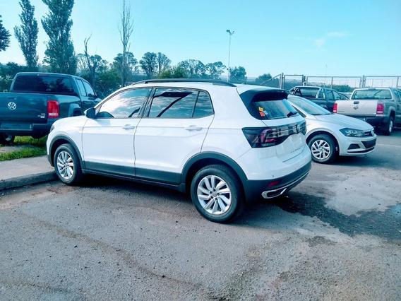 Volkswagen T-cross Comfortline Aut 2020 Cm.