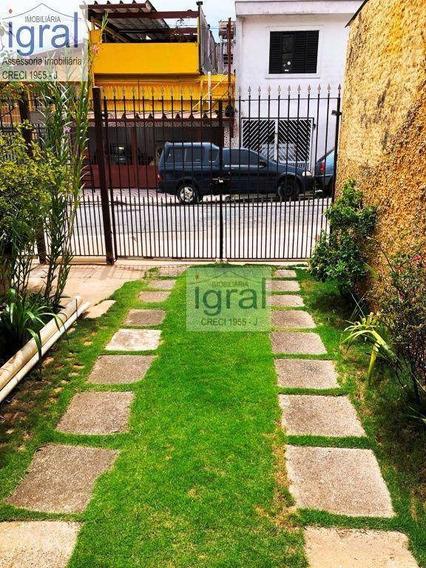 Casa Com 2 Dormitórios À Venda, 72 M² Por R$ 350.000 - Vila Fachini - São Paulo/sp - Ca0086
