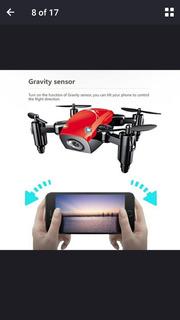 Dron Compacto Con Camara De Video 250g.peso Estimado