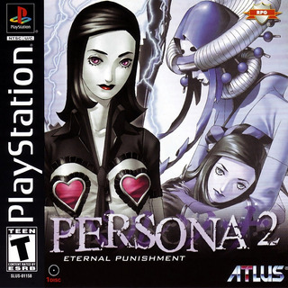 Persona 2: Eternal Punishment Ps1 Nuevo Y Sellado