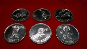 Monedas Dieguito Georgalos
