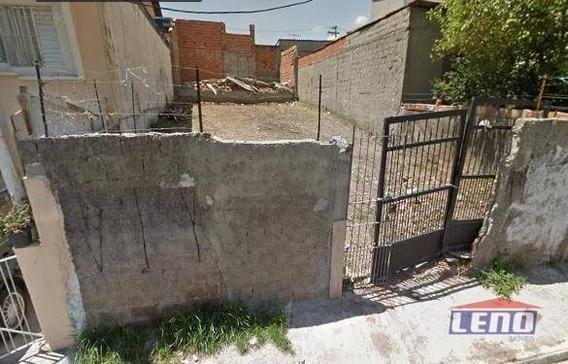 Terreno À Venda, 200 M² Por R$ 285.000,00 - Vila Buenos Aires - São Paulo/sp - Te0024