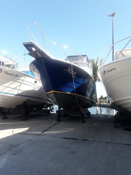 Lancha Carbrasmar 39 Barco Novo !!!!