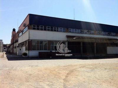 Galpão Com Doca Para Alugar Em Vila Sant Anna - Guarulhos/sp - Ga0282