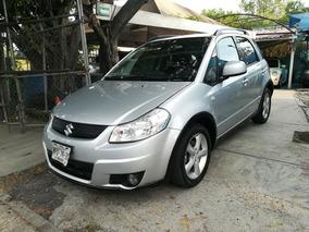 Suzuki Sx4 X Over 5vel Aa Ba Cd Abs Mt 2009