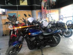 Motofeel Harley Davidson Street 750(financiamiento)