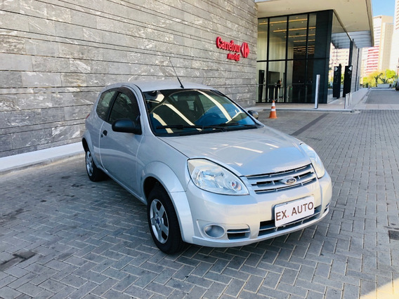 Ford Ka 1.0 8v Flex 2p 2010
