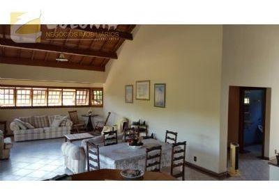 Sítio A Venda - Condomínio Recanto Da Cachoeira, Lindóia - 32607