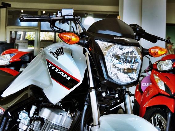 Honda Cg 150 Titan Cg150 2020 0km Crédito Cuotas Fijas Dni