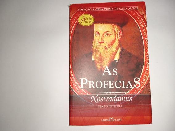 Livro As Profecias De Nostradamus