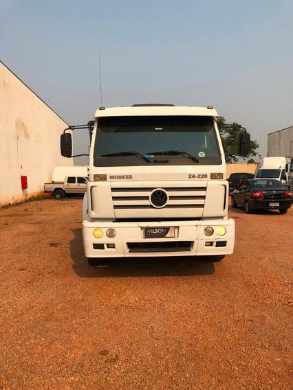 Vw 24.220 2006-2007 Branca