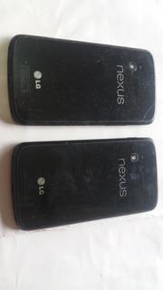 Celular Nexus 4 Lg E960 (2 Aparelhos)
