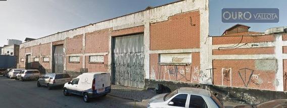 Galpão Para Alugar, 10.000 M² Por R$ 212.500/mês - Mooca - Ga 190907 N - Ga0510