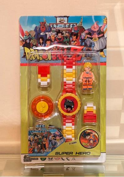 Reloj Lego Dragon Ball Z