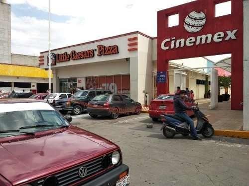 Local En Renta En Plaza Zumpango