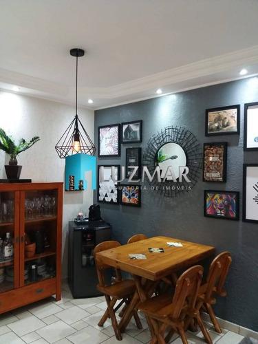 Imagem 1 de 15 de Apartamento Com Dois Dormitórios No Jardim Germânia - 381ll