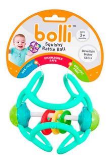 Sonajero Bebes Bolli Estimulación Desarrollo Sensorial
