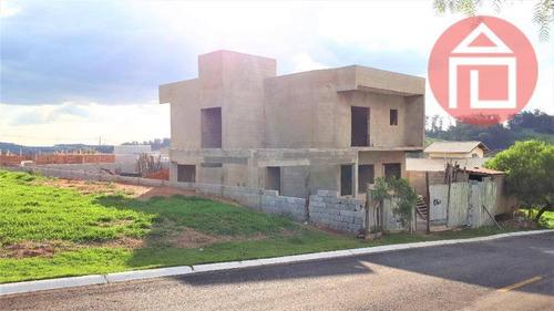 Imagem 1 de 6 de Casa Com 3 Dormitórios À Venda, 260 M² Por R$ 700.000,00 - Condomínio Jardim Flamboyan - Bragança Paulista/sp - Ca2807