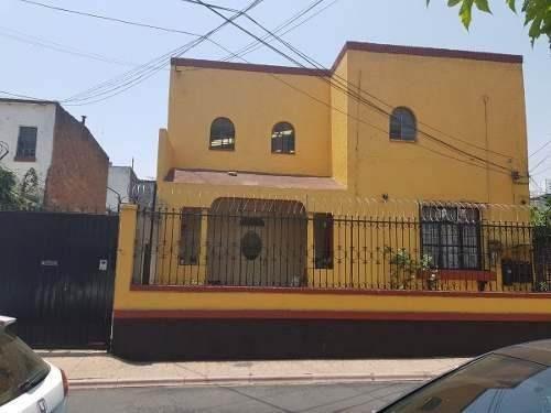 Casa En Venta, San Miguel Chapultepec