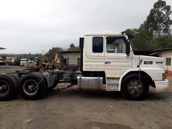 Scania 112h 6x2 Ano 1986