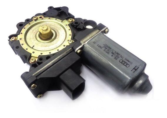 Motor Do Vidro Eletrico Trazeiro Esquerdo Audi A3 1997/2006