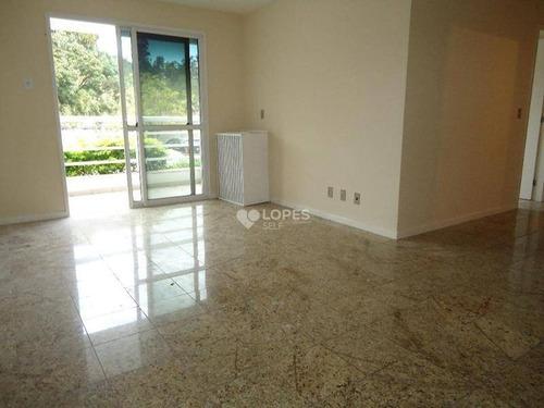 Apartamento Com 2 Quartos, 70 M² Por R$ 340.000 - Maria Paula - São Gonçalo/rj - Ap36325