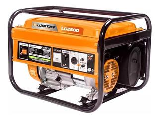 Grupo Electrogeno Generador Electrico 2500w Lg2500 Lusqtoff