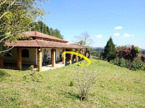 Chácara Com 3 Dormitórios À Venda, 7000 M² Por R$ 399.000,00 - Caucaia Do Alto - Cotia/sp - Ch0130