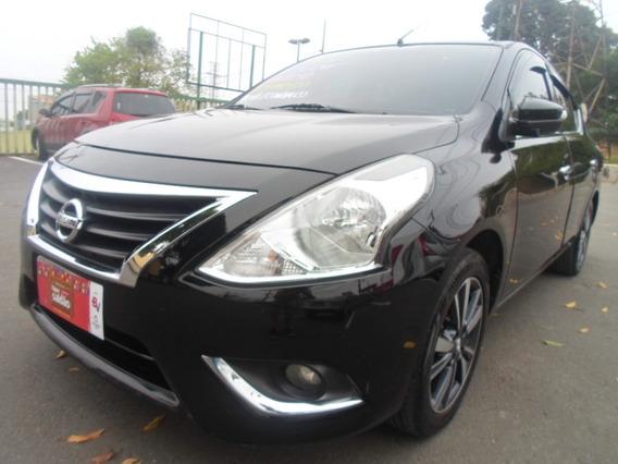 Nissan Versa Sl 1.6 Flex Automático