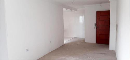 Apartamento Em Vila Bocaina, Mauá/sp De 70m² 2 Quartos À Venda Por R$ 265.000,00 - Ap773548