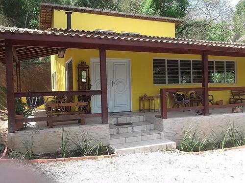 Chácara Com 3 Dormitórios À Venda, 2000 M² Por R$ 575.000,00 - Jardim Santa Paula - Cotia/sp - Ch0115