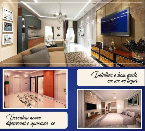 Apartamento Com 1 Quartos Para Comprar No Varzea Em Itapema/sc - 2305