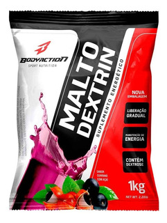Malto Dextrin 1kg Guaraná E Açaí - Body Action
