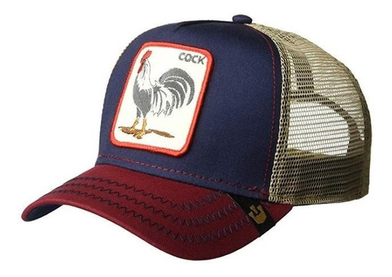 Gorra Goorin Bros Original Cook Gallo